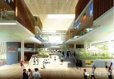 9月开学季深圳24所新学校首次v小学小学实地家长张公岭图片